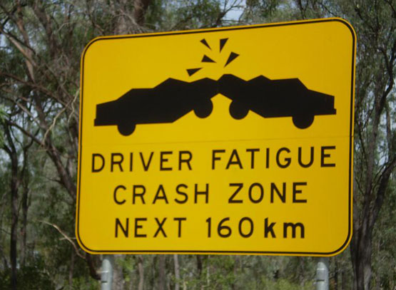 Drive Fatigue Detection Management